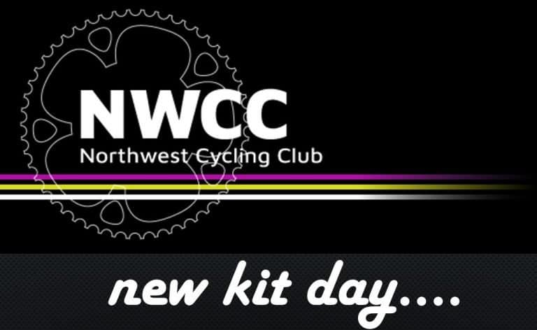 New kit day for NWCC!